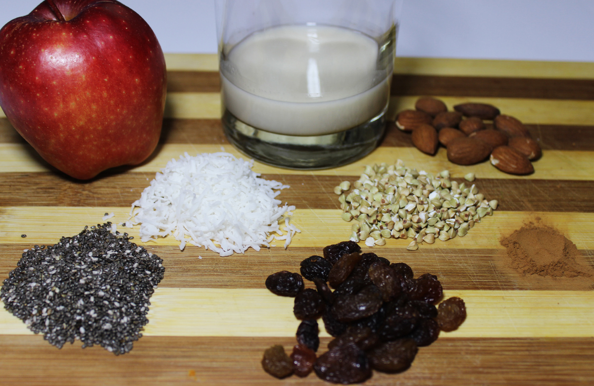 raw breakfast recipe 01