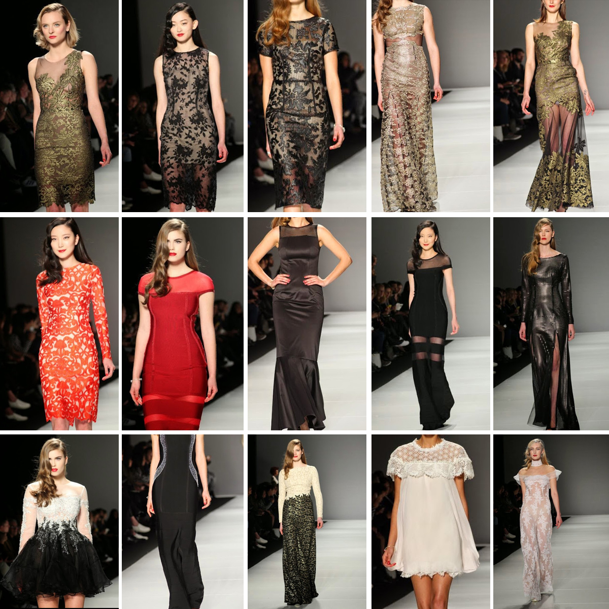 Toronto Fashion Week Day Two Fall Winter 2015 Lion Hunter