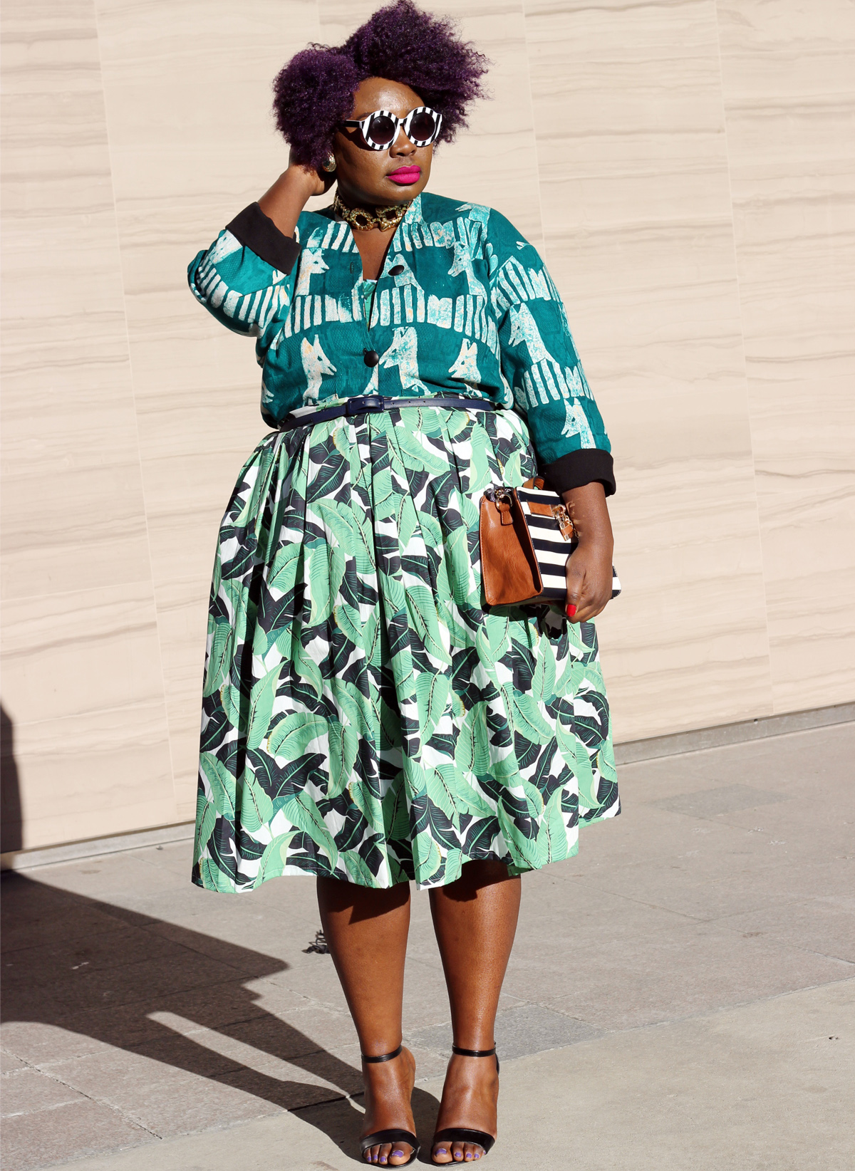 plus size style fashion week outfit fashion week street style 02