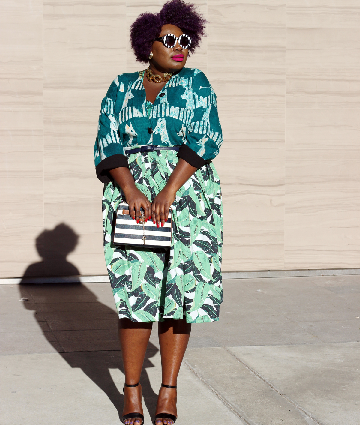 plus size style fashion week outfit fashion week street style 04