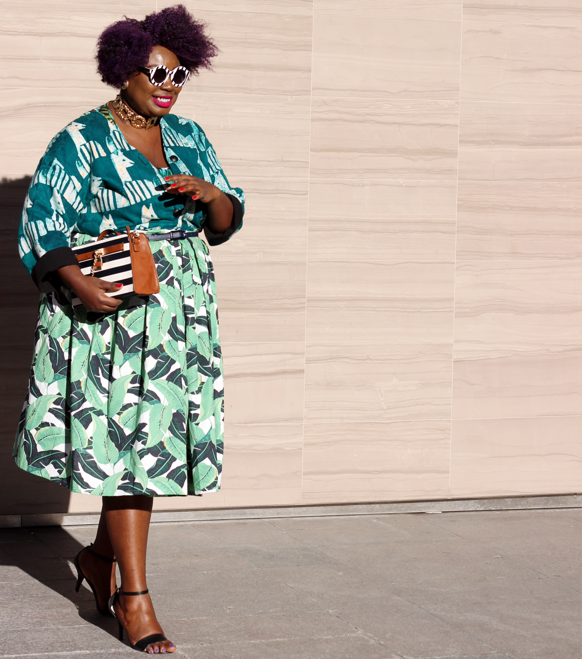 plus size style fashion week outfit fashion week street style 05