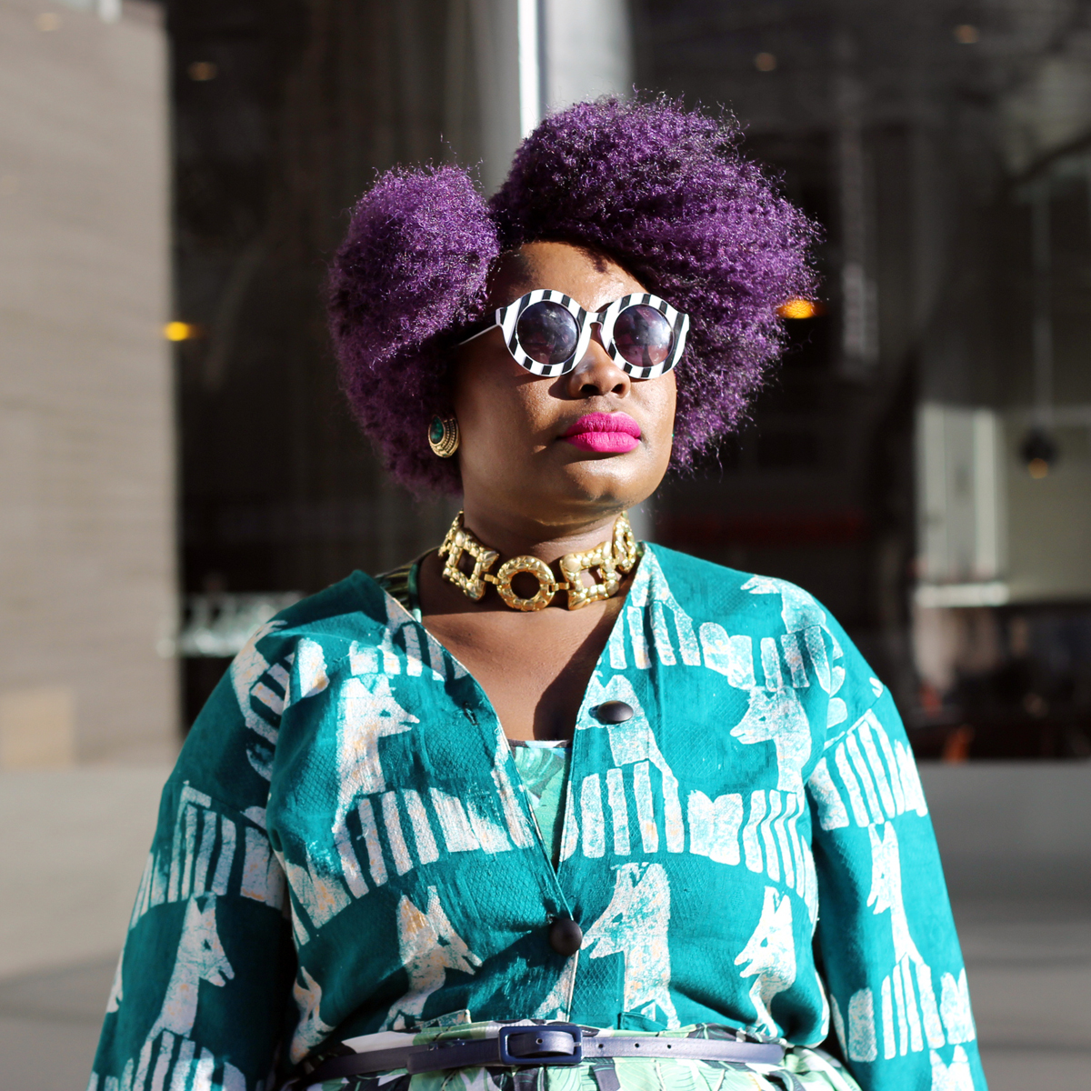 plus size style fashion week outfit fashion week street style 11