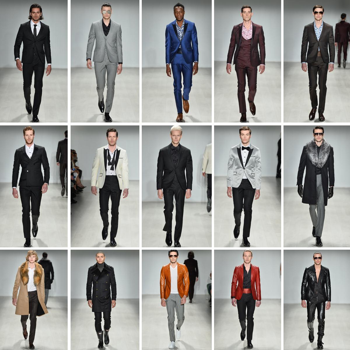 Toronto Fashion Week Day Five Fall Winter 2015 Lion Hunter