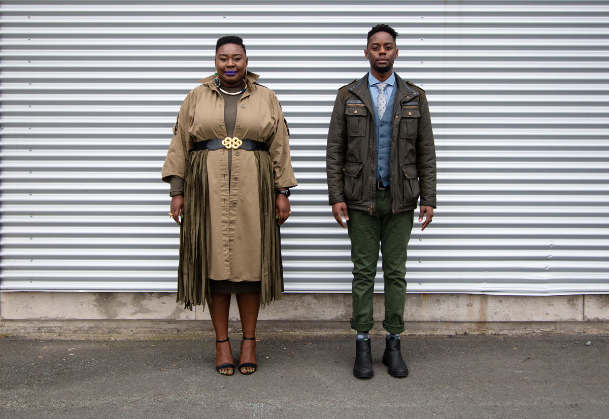 style twins olive green army green stylish duos stylish couples how to wear olive how to wear army green 12