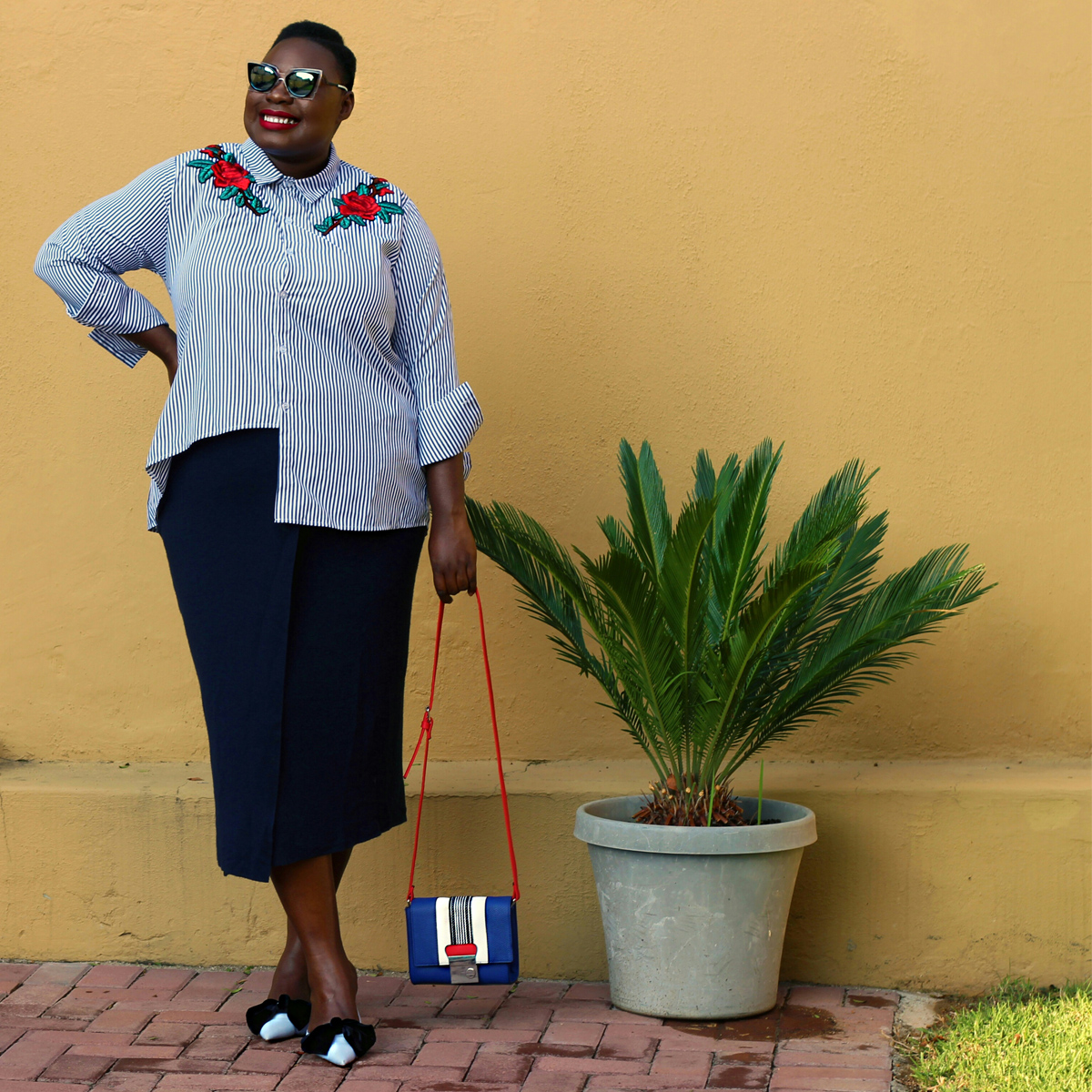 south africa fashion week outfit, plus size brand fashion corner plus, fashion corner plus, plus size fashion week streetstyle 01