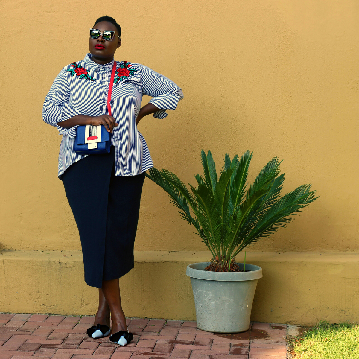 south africa fashion week outfit, plus size brand fashion corner plus, fashion corner plus, plus size fashion week streetstyle 02